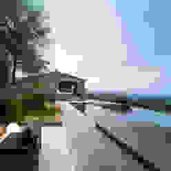 Villa CP ZEST Architecture Infinity pool