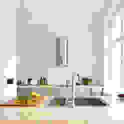 lifelife GmbH Scandinavian style living room