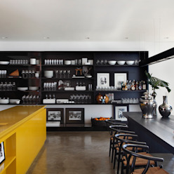LA HOUSE STUDIO GUILHERME TORRES Modern kitchen