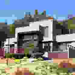가양리 주택: 건축사사무소 이레EL의 현대 ,모던