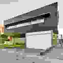 fachada Excelencia en Diseño Casas minimalistas