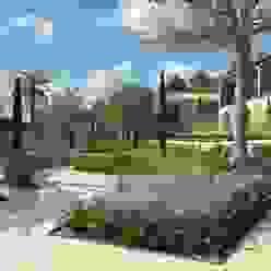 Proyecto 3D Realistic-design Jardines