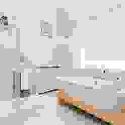Elegant Luxurious Bathroom Bathroom by homify
