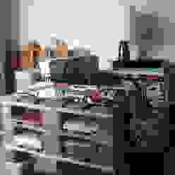 SE-RECYCLE eco design Sala de estarSofás e divãs