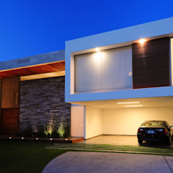 Casa EV ze|arquitectura Casas modernas