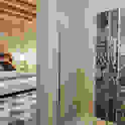 Casa Salina Viviana Pitrolo architetto Camera da letto rurale