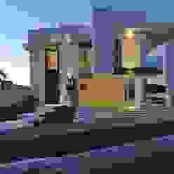 Casa Contemporânea: Casas  por Espaço Cypriana Pinheiro,Moderno