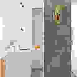 Transición entre cocina y salón homify Cocinas de estilo ecléctico