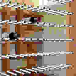 Detalle Cava Bodegas modernas de ArquitectosERRE Moderno