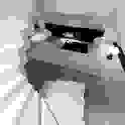 Habitation Privée Vieux-Lille mayelle architecture intérieur design Salon moderne