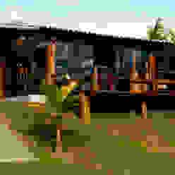 Casas de estilo  por NATALIE TRAMONTINI ARQUITETURA E INTERIORES