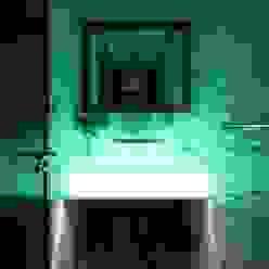 Baño Blu Losanto Arquitectos Baños modernos