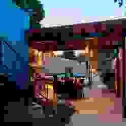 Terraza : Terrazas de estilo  por Taller Estilo Arquitectura
