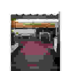 Reforma terraza en Catarroja Ideas Interiorismo Exclusivo, SLU Balcones y terrazas de estilo moderno