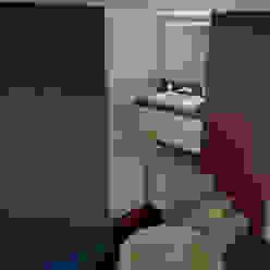 Das Spiel von Raum, Farbe und Materialien Art of Bath