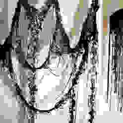 Dentelle noire en papier de soie Maryse Dugois ArtSculptures