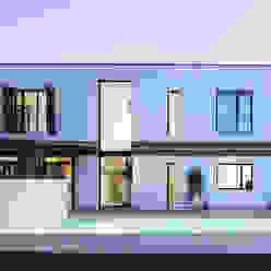 Mediterrane Häuser von 08023 Architects Mediterran