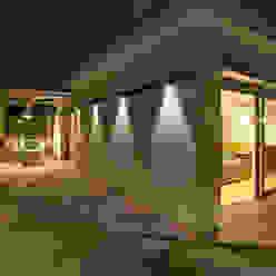 Varandas, alpendres e terraços modernos por The Pont design Moderno