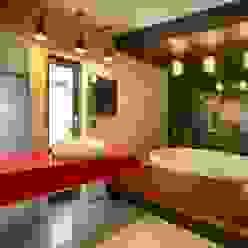 Studio Projektowe Projektive 모던스타일 욕실