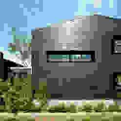 道路に面した外観 石井智子/美建設計事務所 日本家屋・アジアの家