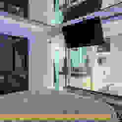 Raduan Arquitetura e Interiores Dormitorios modernos