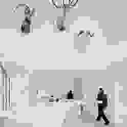 Haus am Weinberg Minimalistische woonkamers van UNStudio Minimalistisch