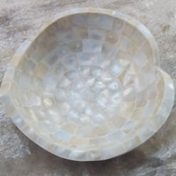 Mother Of Pearl Basin Stonesmiths - Redefining Stoneage BathroomSinks