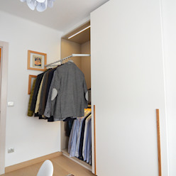 Modern Giyinme Odası Trestrastos Modern