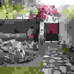 MELLOGIARDINI EXTERIOR DESIGNERS Jardines de estilo mediterráneo