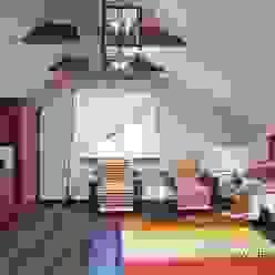 гостиная студия Design3F Гостиная в стиле модерн