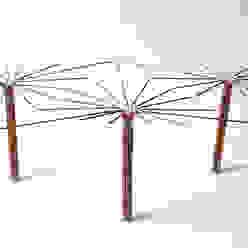 Maquette Canopée Julie Martin Salle à mangerTables