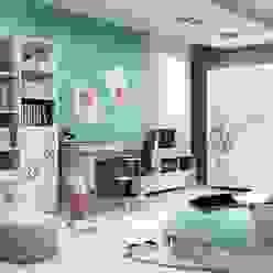 Fashion Mint Moderne Kinderzimmer von Möbelgeschäft MEBLIK Modern