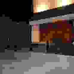 ZAAV Arquitetura Jardines minimalistas