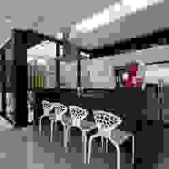 ZAAV Arquitetura Cocinas minimalistas