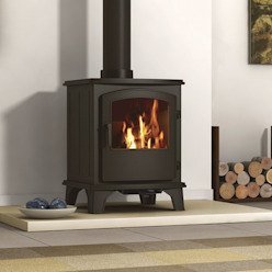 Hillandale Monterrey 5 Multi Fuel / Wood Burning DEFRA Approved Stove Direct Stoves Living roomFireplaces & accessories