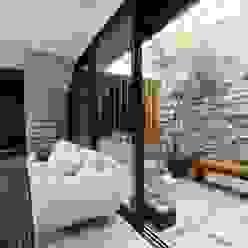 ZAAV-Casa-Interiores-1342 ZAAV Arquitetura Jardins de inverno minimalistas