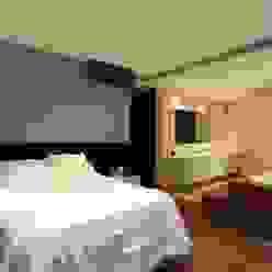 ZAAV Arquitetura Dormitorios minimalistas