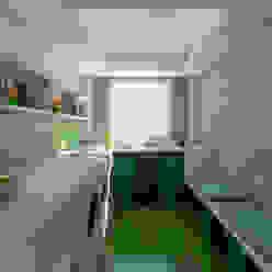Cocinas modernas: Ideas, imágenes y decoración de Ideia1 Arquitetura Moderno