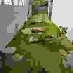 株式会社 入船設計 Jardines de estilo ecléctico
