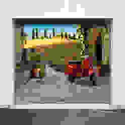 """Garagenplane """"Bella Italia"""" Style-Your-Garage.com Garage/Schuppen"""
