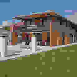 Privathaus Schutterwald Moderne Häuser von Grossmann Architekten Modern
