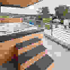Privathaus Schutterwald Moderner Spa von Grossmann Architekten Modern