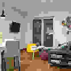 Salas de estar escandinavas por Och_Ach_Concept Escandinavo