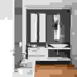 SANSON ARCHITETTI Bagno minimalista di SANSON ARCHITETTI Minimalista