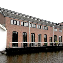 Archivice Architektenburo Industrial style houses