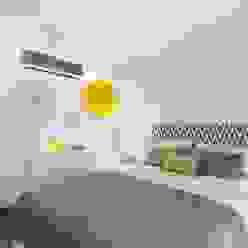 African Juju Room Ana Rita Soares- Design de Interiores Quartos modernos