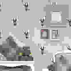 Jackrabbit Wallpaper Dwelling Bird Walls & flooringWallpaper