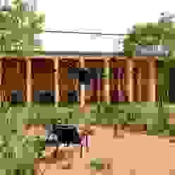 Cloister garden Petherick, Urquhart & Hunt Landscape Consultancy Jardines de estilo moderno
