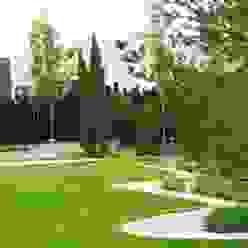 Detalle ISAURA ROMEO ESTUDIO DE PAISAJISMO Jardines de estilo moderno