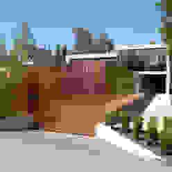 Einfamilienhaus in Lustenau / Österreich Moderne Häuser von Früh Architekturbüro ZT GmbH Modern